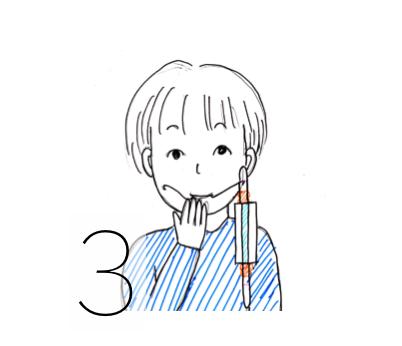ヘッドギア装着方法3