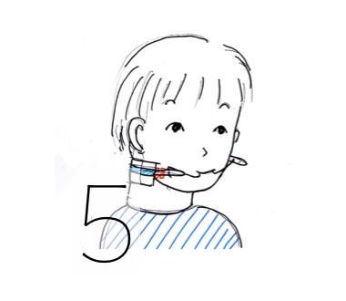 ヘッドギア装着方法5